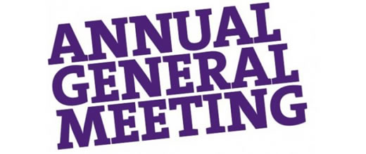 Annual General Meeting – 20th April 2015